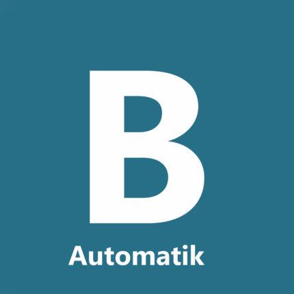 Klasse B-Automatik